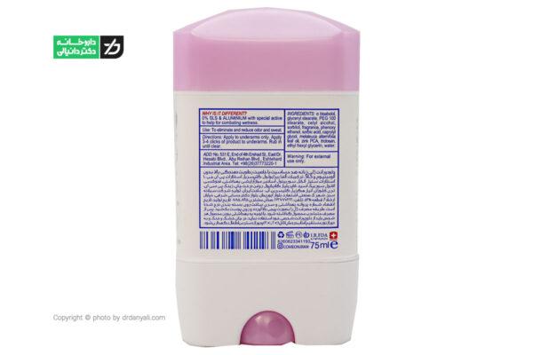 دئودورانت ژلی زنانه ضد حساسیت کامان