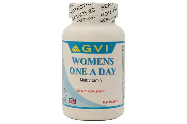 قرص مولتی ویتامین خانم ها