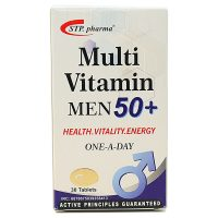 قرص مولتی ویتامین مردان بالای 50 سال