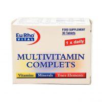 قرص مولتی ویتامین کامپلت یوروویتال