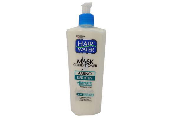 ماسک و نرم کننده موی هیرواتر کراتینه کامان