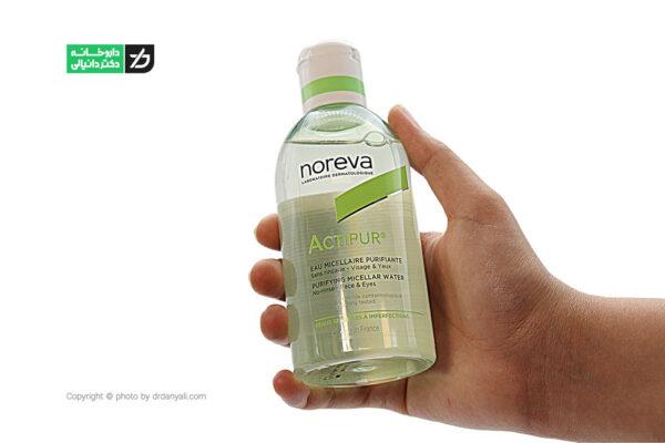 محلول پاک کننده آرایش اکتی پور نوروا