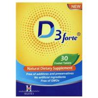 قرص ویتامین د3 فورت