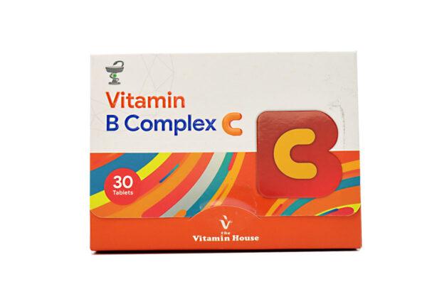 ویتامین ب کمپلکس سی