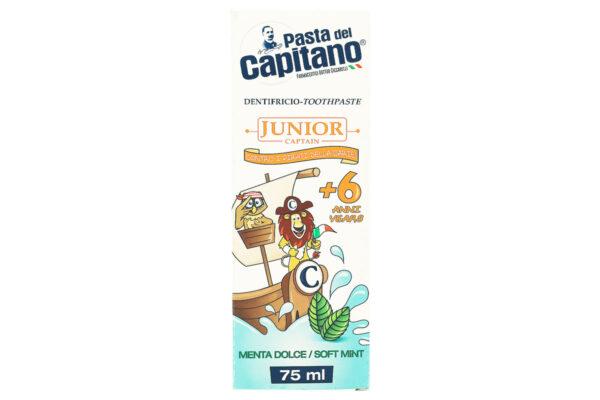 خمیر دندان پاستا دل کاپیتانو مدل Junior