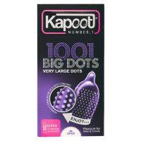 کاندوم کاپوت مدل big dots