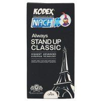 کاندوم کدکس مدل stand up classic2