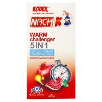 کاندوم کدکس مدل warm challenger 5in1