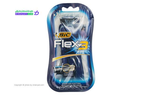 خود تراش بیک مدل flex 3